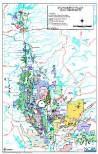 Sacramento Valley Districts