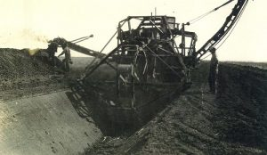 Trenching Canal